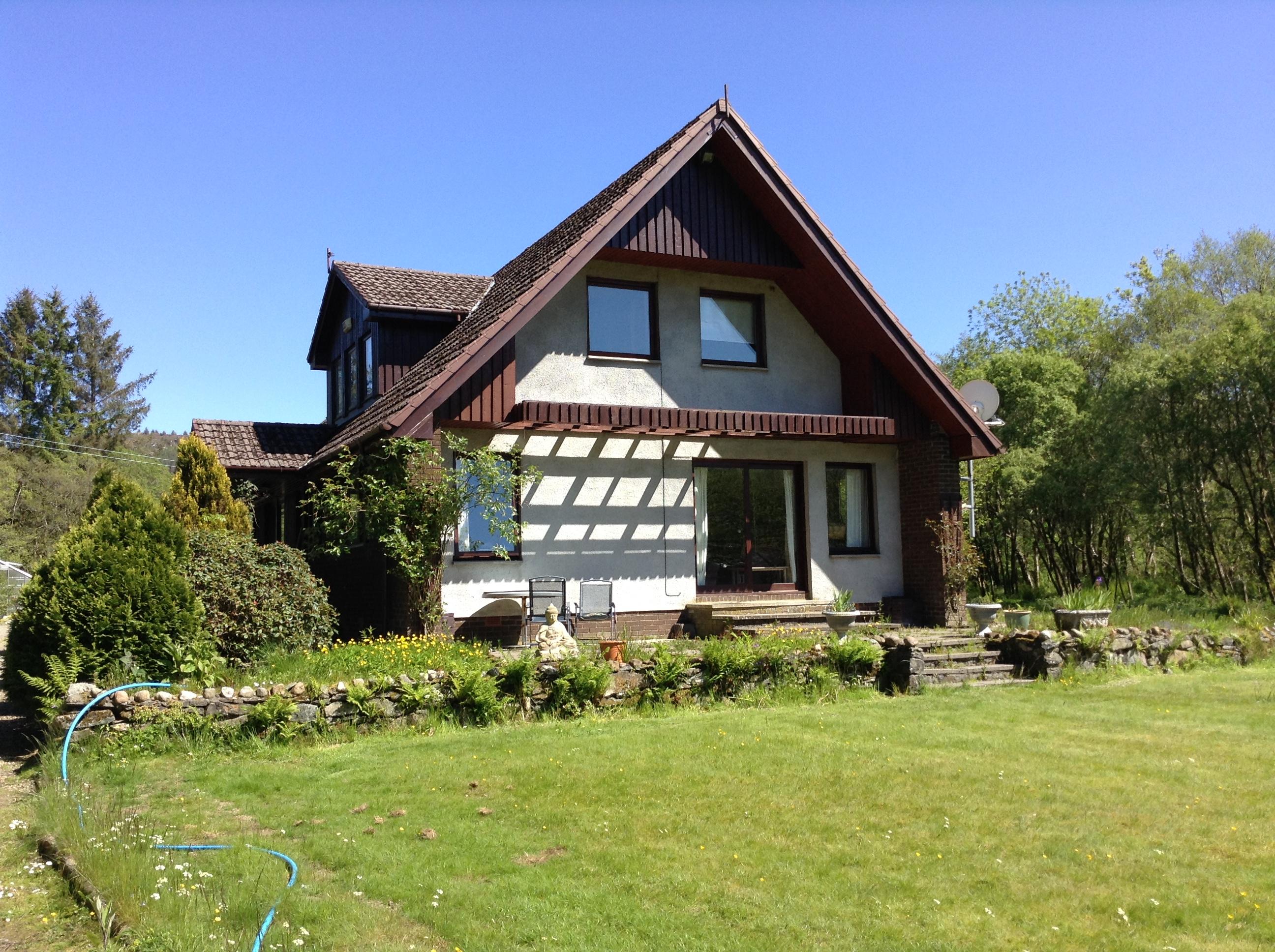 Comraich: main house