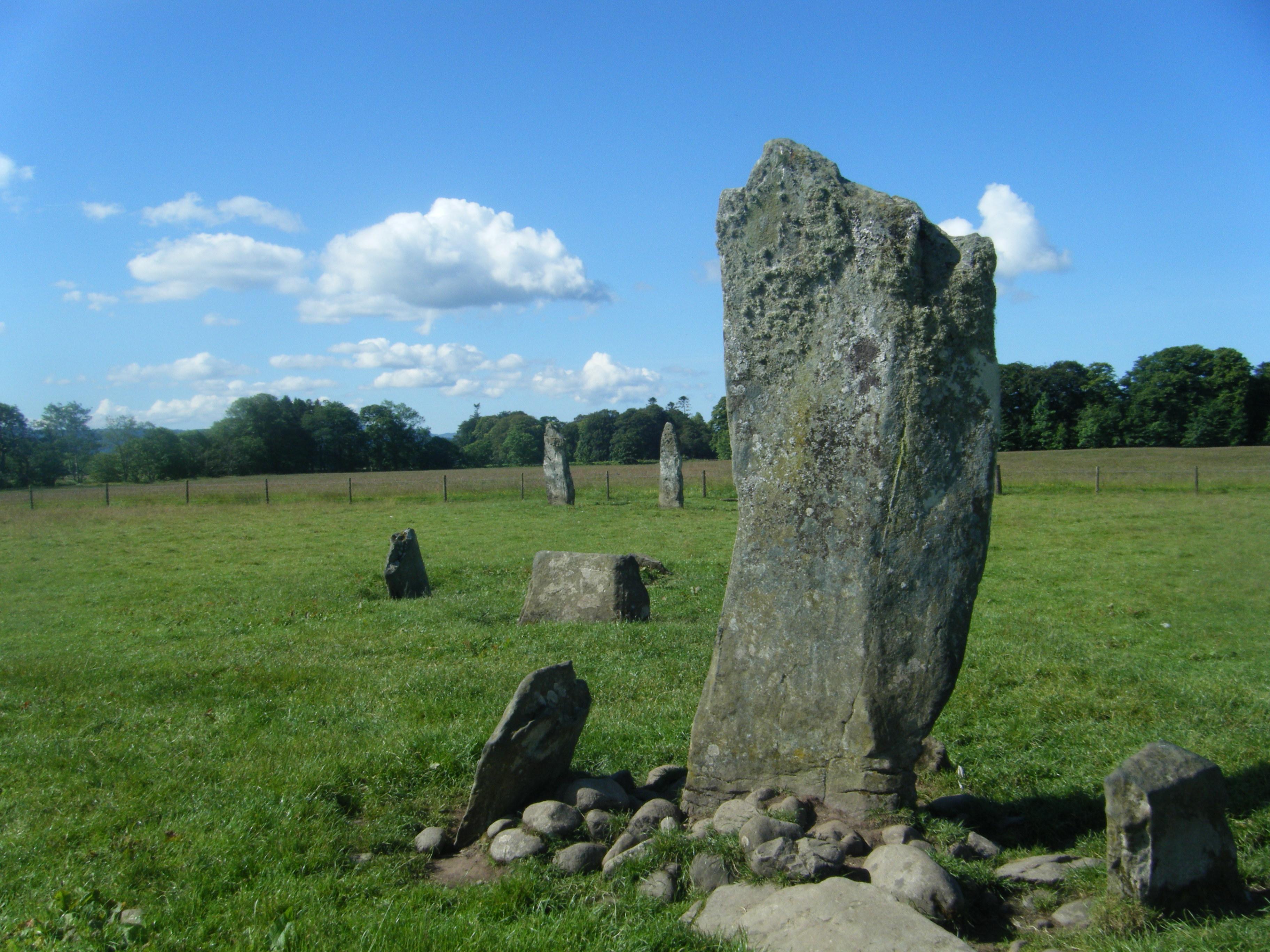 Local Standing Stones