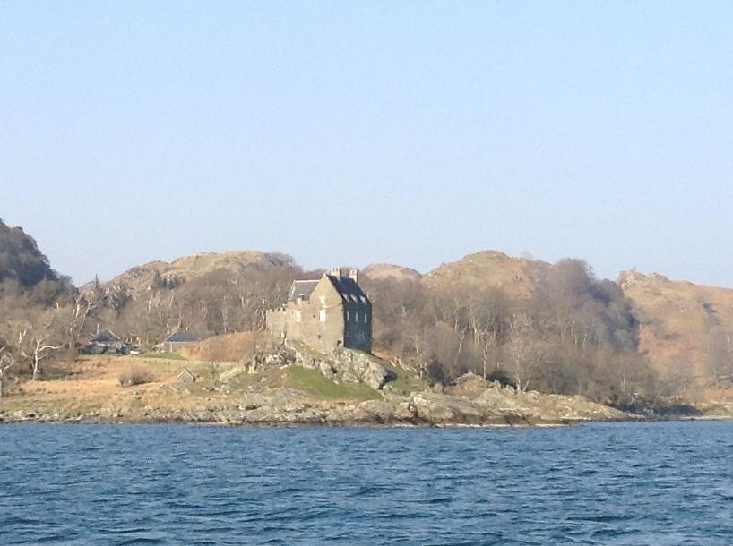 Duntrane Castle
