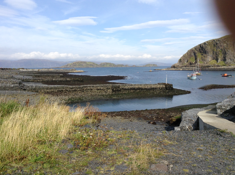 Argyll coastline