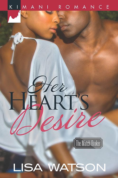 Her Heart's Desire - Autographed Copy