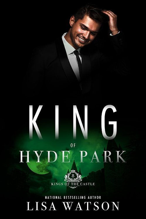 King of Hyde Park + Two Paperbacks Sale!