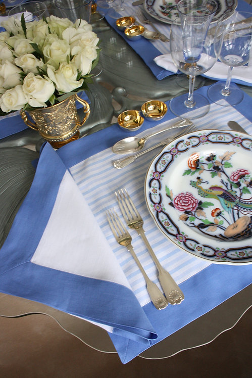 The Pimlico Collection - Atlantic Placemat