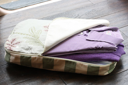 The Lilac Blooms Collection - The Shirt Bag