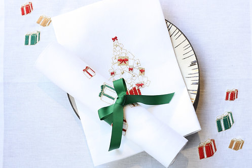 ANNE SINGER COLLECTION - Christmas Placemats