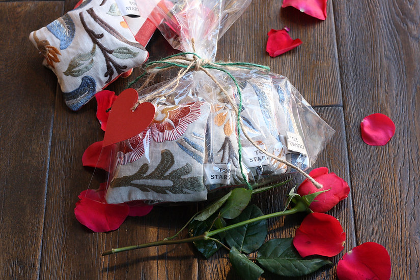 TOMASZ STARZEWSKI - Lavender Bags