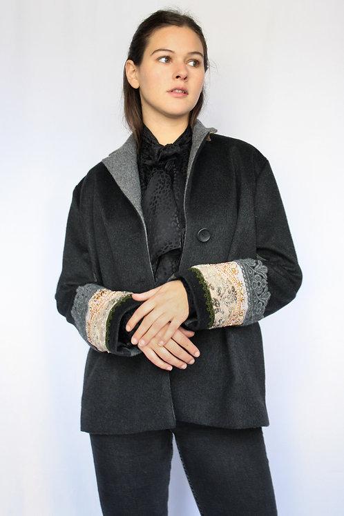 ANNIE - Charcoal Grey