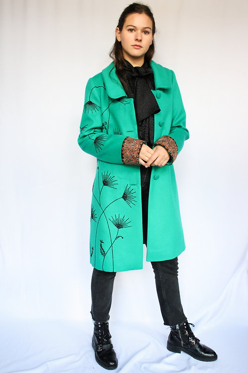 TANIA - Emerald Green