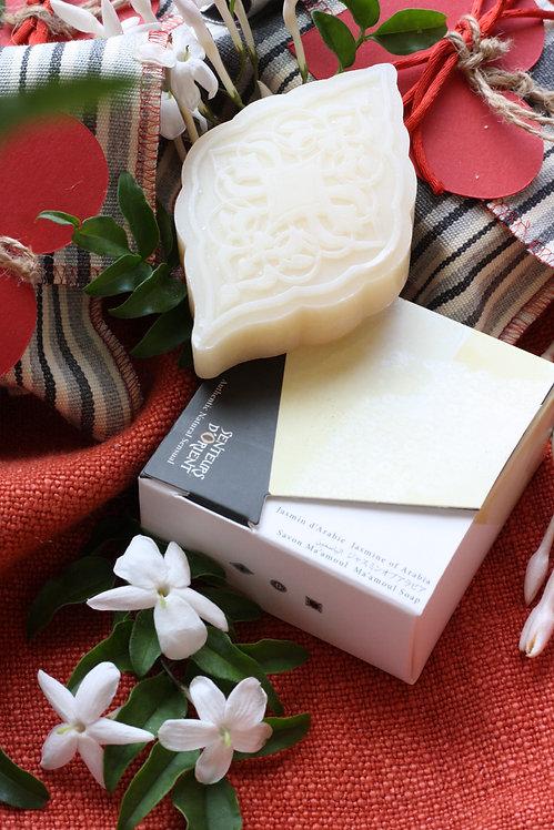 SENTEURS D'ORIENT - Jasmine of Arabia Ma'amoul Soap
