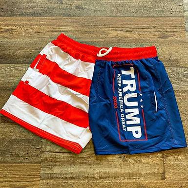Keep America Great 2020 Swim Trunks