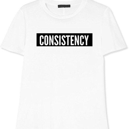 CONSISTENCY T-SHIRT