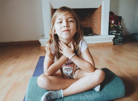 Escuchando al Señor Silencio: Mindfulness para niños.
