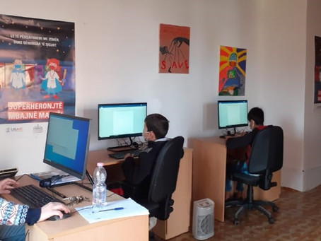 Strengthening digital skills for the most vulnerable and marginalized children and young adults, by
