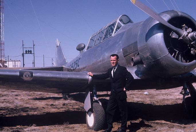 Dan, an original torpedo chaser T-6