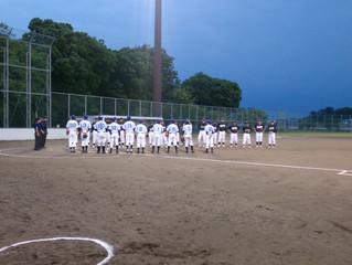 平成27年度 第10回下野市野球協会長杯ナイター野球大会