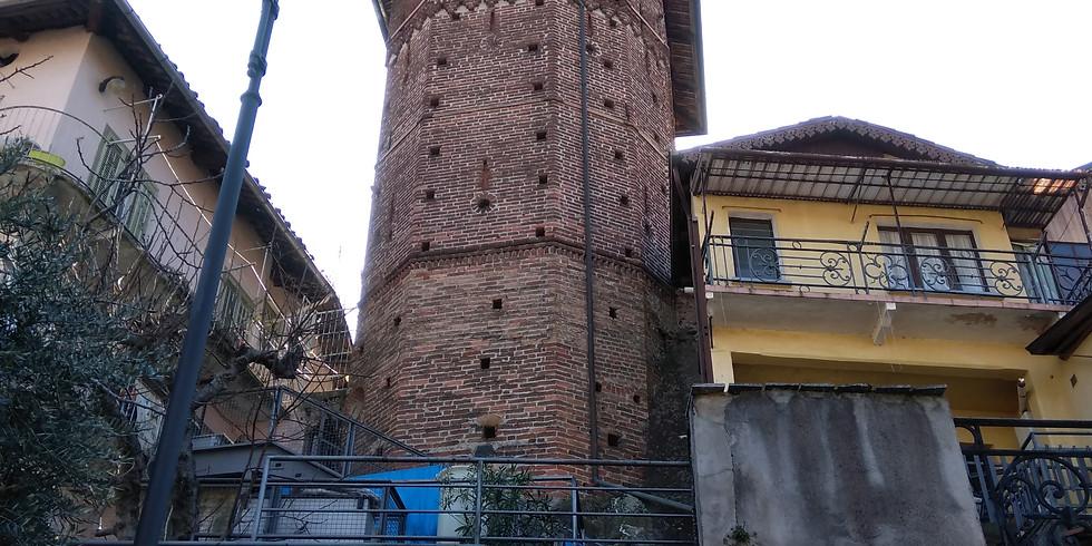 Borgo - Torre Ricetto - Chiesa del Gesù