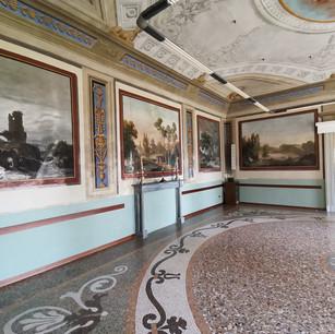 13.06.2021 Sala affreschi - Villa Lascaris