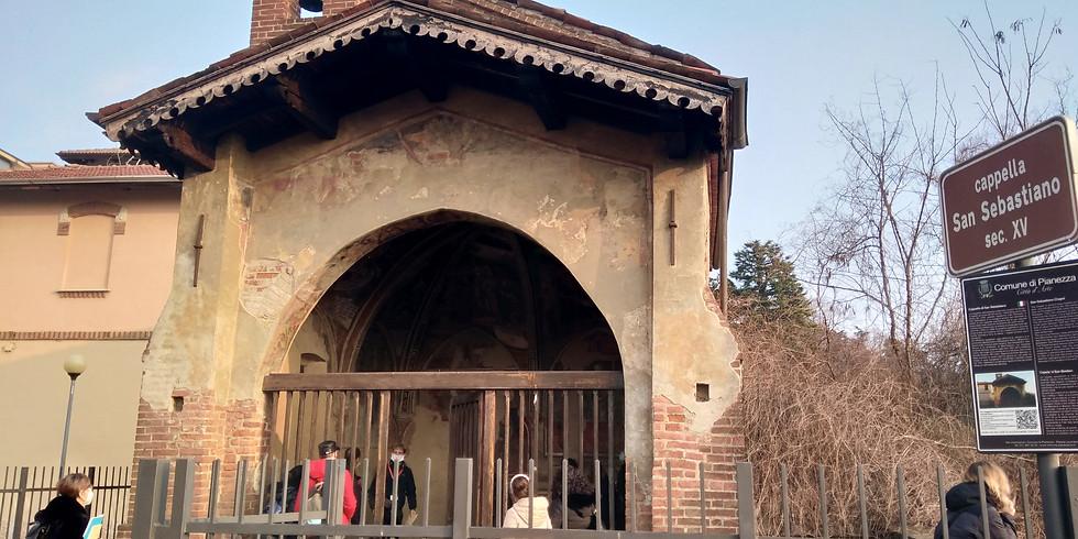 Cappella di San Sebastiano - Borgo di Pianezza
