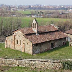 Pieve di San Pietro.