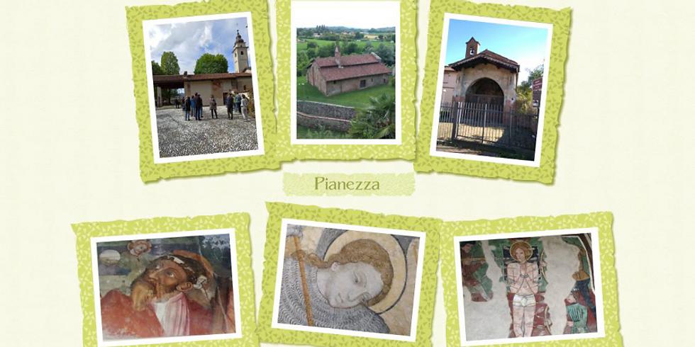 Visita guidata Pianezza - Madonna della Stella - Pieve di San Pietro - Cappella di San Sebastiano
