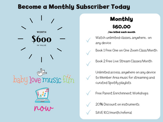 Announcing A New Name and New Rewards for our On Demand Classes: BLMF Now!