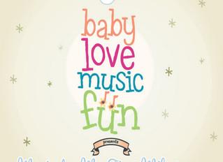 Entertaining Children's Music Album is Music to Everyone's Ears