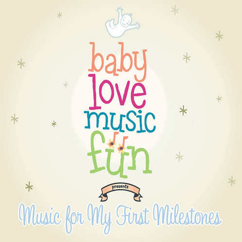Music for Milestones 12 Track Album