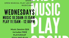A New Music Playgroup for Babies Wednesdays In Richmond