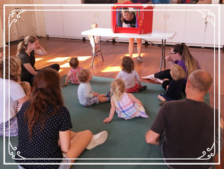 """10 Reasons why Baby Love Music Fun (BLMF) is better than """"singalong"""" sessions like Mainly"""