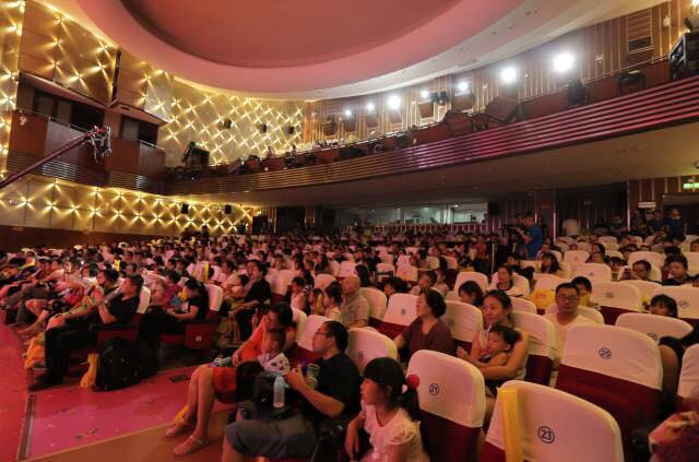 700 families attend Baby Love Music Fun concert in Shijiazhuang