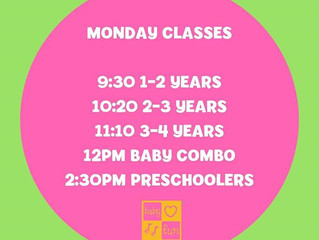Book an Introductory Music Class for Baby or Toddler - you will both love it!