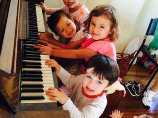 Our Early Childhood Music Program is just the start of your child's journey with music