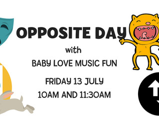 A School Holiday Musical Concert Treat for Under 5's and their families