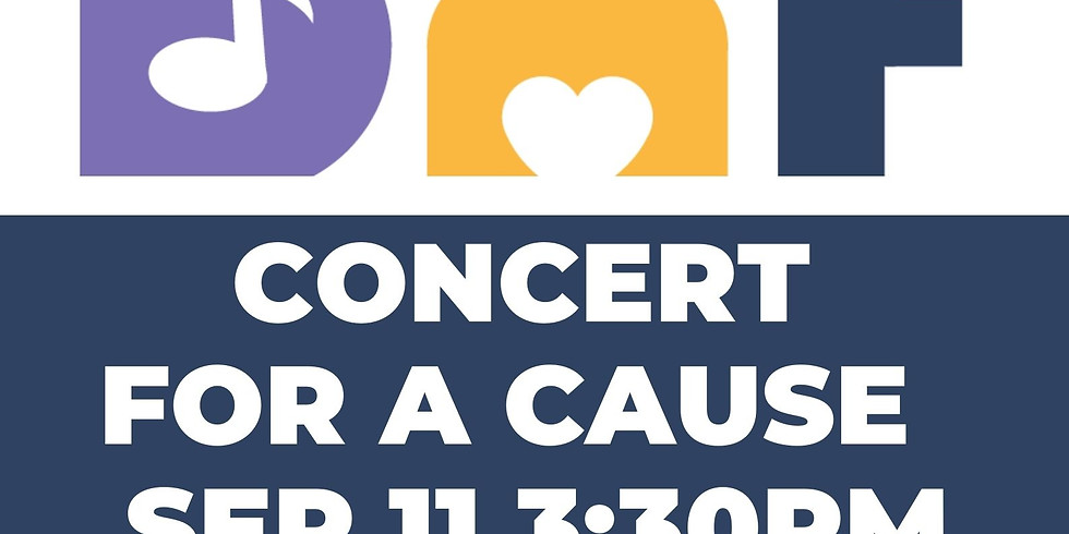 RCK/BLMF Concert for a Cause