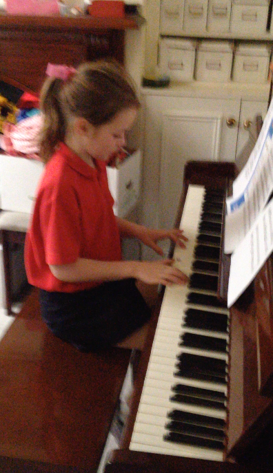 Beginner Piano with Mel in Richmond