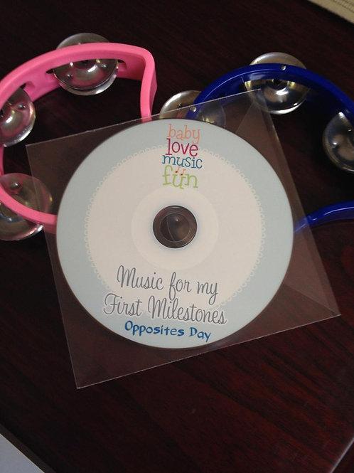 Opposites Day Concert CD