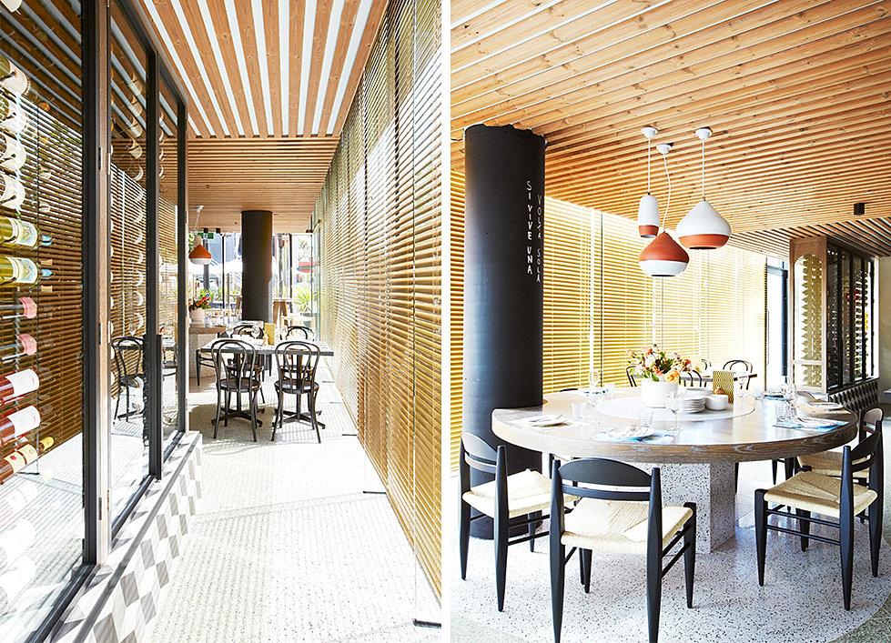 K p d o architecture and interior design itali co pizza