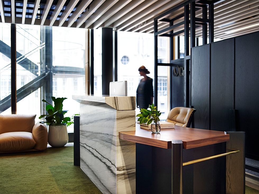 Grocon hq sydney workplace interiors by k p d o
