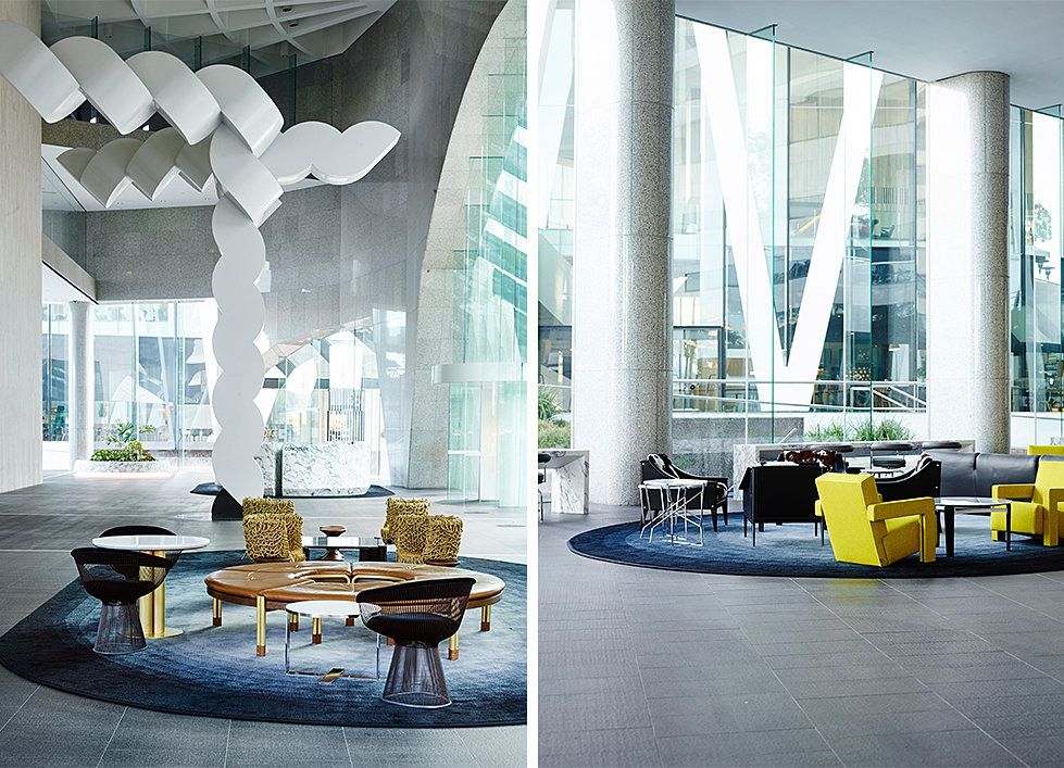 Riverside centre brisbane workplace interiors by k p d o