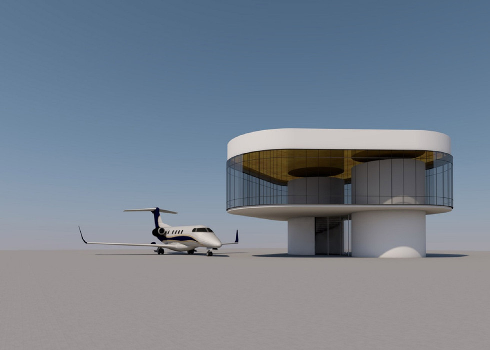 私家飛機候機大樓