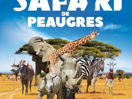 Quoi de neuf au Safari de Peaugres ?
