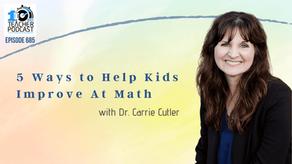 Math-Positive Memo July 8, 2020