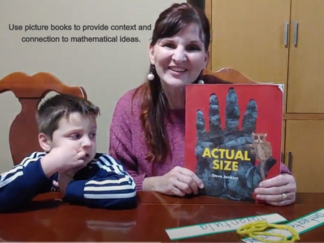 Using Picture Books in Math Instruction