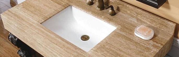 Bathroom-Vanities-Travertine-Tile-Counte