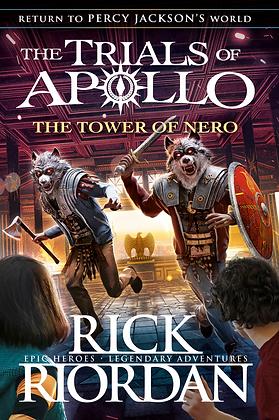 The Tower of Nero (The Trials of Apollo #5)