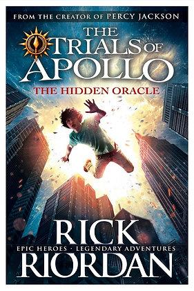 The Hidden Oracle (The Trials of Apollo #1)