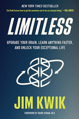 Limitless: Upgrade Your Brain, Learn Anything Faster