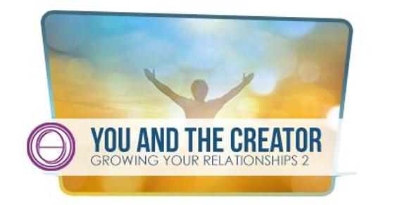 Você e o Criador