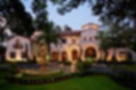 Mediterranean Mansion, Naples