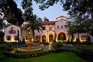 Mediterranean Mansion, Naples